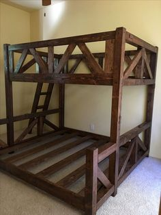 Deciding to Buy a Loft Space Bed (Bunk Beds). – Bunk Beds for Kids Bunk Beds For Boys Room, Bunk Rooms, Bunk Beds With Stairs, Kid Beds, Pallet Bunk Beds, Kids Beds For Boys, Wood Bunk Beds, Bedrooms, Loft Spaces