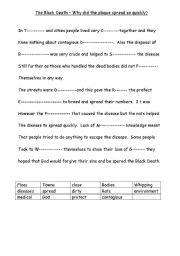 Worksheet Black Death Worksheets student centered resources worksheets and printables on pinterest black plague