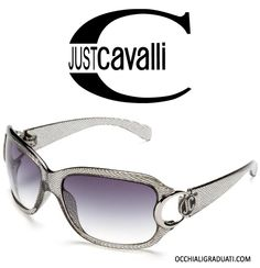 """Occhiali Just Cavalli su OcchialiGraduati.com """"Spedizione Gratuita""""  #robertocavalli #shopping #style #ss2014 #summer #fashion #glassesonline #glasses #occhiali"""