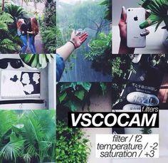 Como editar fotos para o Instagram com VSCO CAM - Linda e Graciosa