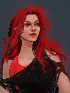 Casual Nat./Black Widow