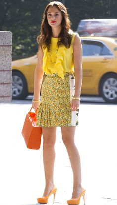 Blair Waldorf... Gossip girl!!!:)
