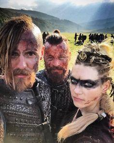 """447 Me gusta, 6 comentarios - (@fearthevikings) en Instagram: """"From @jasperpaakkonen - Ready for the mid-season finale? #vikings"""""""