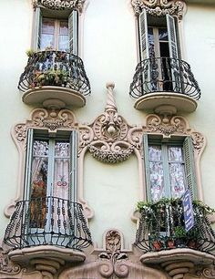 "vintagepales: "" Windows of Paris """