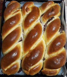 Hot Dog Buns, Hot Dogs, Bread, Food, Recipes, Hungarian Recipes, Brot, Essen, Baking