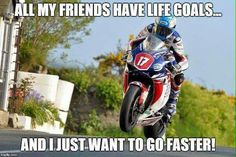 All my friends have life goals, i just wana go faster Videos Funny, Dragster, Flat Track Motorcycle, Motorcycle Memes, Kawasaki Vulcan S, Nitro, Tumblr Relationship, Drag Bike, Frases