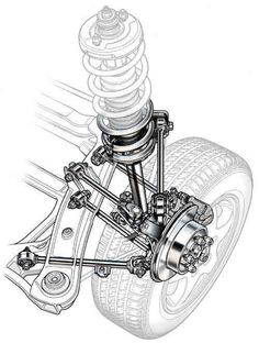 Suspension plays a vital role in a car and if a proper and regular suspension check is being done, you can get rid of many future alignment problems.  Call us at 530-879-0700 Come see us at 2405 Esplanade, Chico, CA