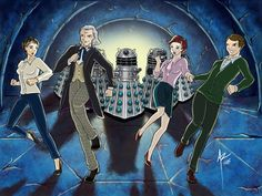 The Daleks by Alkor-3rd