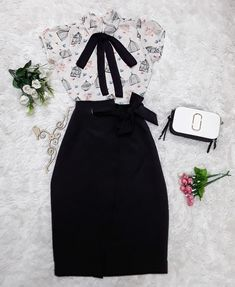 Modest Casual Outfits, Stylish Summer Outfits, Summer Dress Outfits, Girly Outfits, Skirt Outfits, Classy Outfits, Chic Outfits, Trendy Outfits, Vintage Outfits