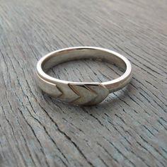 Milomade Antique Silverware Ring - Ceara