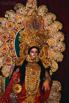 Goddess Laxmi.