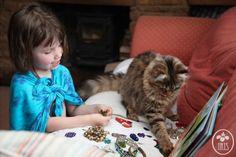 自閉症の3歳少女の描く絵に世界が絶賛 (追記:5歳になった今)