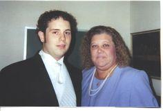 Scott's wedding day August 9, 2002.