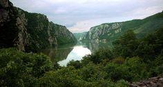 porte di ferro Serbia Romania