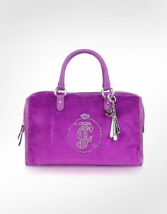 abd89f090c89 Juicy Couture JC Monogram Satchel Juicy Couture Handbags