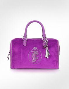 Juicy Couture JC Monogram Satchel