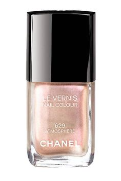 """""""Like a mood ring, this multifaceted Chanel shimmer polish changes depending upon the light so you never get bored. Fall Nail Polish, Chanel Nail Polish, Chanel Nails, Chanel Makeup, Gel Polish, New Nail Colors, Nail Polish Colors, Nail Polishes, Nail Colour"""