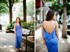 :: Tart Collections :: Genie Maxi in Dazzling Blue