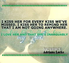 Sacrifice by Adriana Locke
