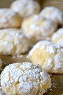 Biscuits moelleux au citron, Biscotti morbidi al limone : Etape 3
