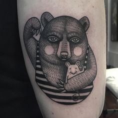 Funny Tattoo Design Ideas for Men/Women Funny Tattoos, Cool Tattoos, Tatoos, Fox Tattoo, Tattoo Art, Header Pictures, Black White, Twitter Image, Clay Ornaments