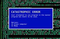 code-horror