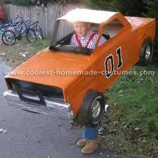 The coolest cardboard car ever!