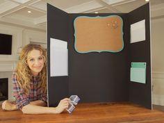 DIY Homework Carrel >> http://blog.diynetwork.com/maderemade/how-to/homework-uninterrupted-a-diy-homework-carrel/?soc=pinterest