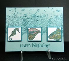 FS350 Tide Water Gifts by vdm - Cards and Paper Crafts at Splitcoaststampers
