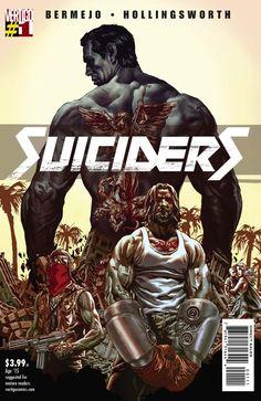 Suiciders - Lee Bermejo
