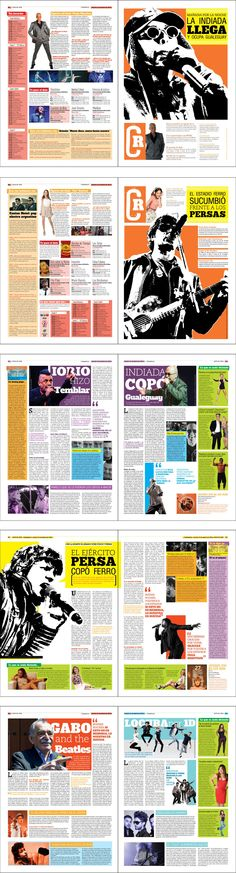 Trabajo Editorial / Diseño 2 / Catedra Mazzeo