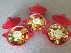 Gemüsepäckchen für den Grill 4