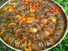 Cukinový tepsi kebab (fotorecept) - Recept