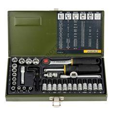 Zestaw kluczy dla mechaników PRK23080 PROXXON
