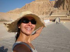 Egito, um sonho de vida...#viajarcorrendo #egito #egypt #nilo #rionilo #cruzeiro #hatshepsut #deirelbahari