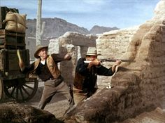 Rio Bravo--Best ever spaghetti western movie! Description from pinterest.com. I searched for this on bing.com/images