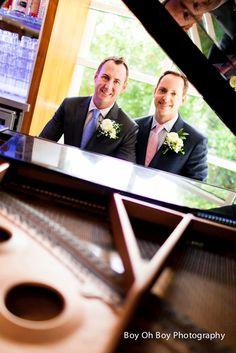 David and Steve's Civil Partnership at The #KensingtonRoofGardens  #GayWedding #CivilPartnership #Love #EqualMarriage 8