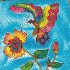 One Design: Flutter Butterfly