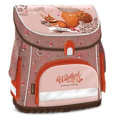Woodland Magic kompakt easy mágneszáras iskolatáska Squirrel, Woodland, Suitcase, Magnets, Lego, Lunch Box, Magic, Easy, Shop