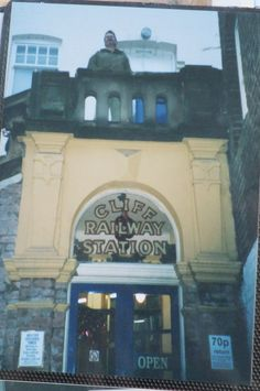'Dave was keen to see a town with a funicular railway that had been moved to write about .' The Mother Ship. Travel English, Somerset, Big Ben, England, Lost, Ship, Mansions, House Styles, Building