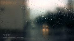foggy window by mirjanablagojevic