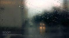 foggy window by mirjanablagojevic