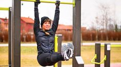 Street Workout - instructions and variations for beginner! Street Workout, Workout For Beginners, Fitness, Excercise, Health Fitness, Rogue Fitness