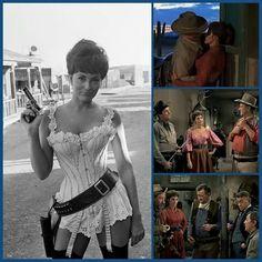 Charlene Holt in El Dorado Celebrities In Stockings, Westerns, Katharine Ross, John Wayne Movies, Young John, Cowboy Pictures, Cinema, Old Movie Stars, Actor John