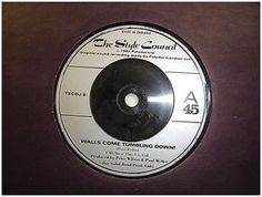 At £4.20  http://www.ebay.co.uk/itm/Style-Council-Walls-Come-Tumbling-Down-Polydor-Records-7-Single-TSCDJ-8-/261091332783