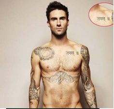 More peculiar celebrity tattoos here : http://www.only-tattoos.com/peculiar-tattoos-of-hollywood-celebrities/