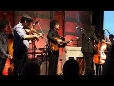 """Avett Brothers """"If It's The Beaches """" Safe Alliance Benefit. Such an emotional performance from Seth."""