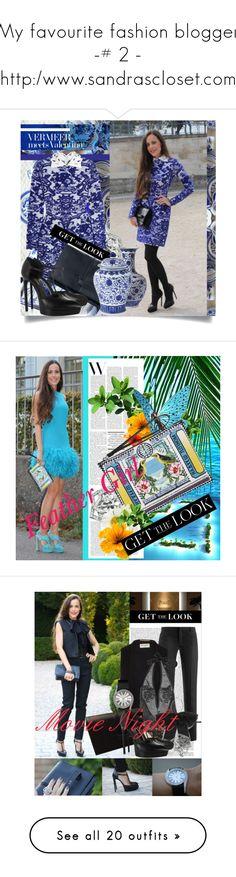 """My favourite fashion blogger -# 2 - http:/www.sandrascloset.com"" by fantasiegirl ❤ liked on Polyvore featuring Piaget, Valentino, Williams-Sonoma, Yves Saint Laurent, Mary Katrantzou, PLANT, Alessandra Rich, Balenciaga, 3.1 Phillip Lim and Nicki Minaj"