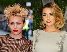We Rank Every Hairstyle Miley Cyrus Has Ever Had | Beauty High