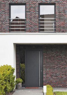 Stadtvilla klinker dunkel  Stadtvilla heller Klinker | Haus | Pinterest | Haus und Haus